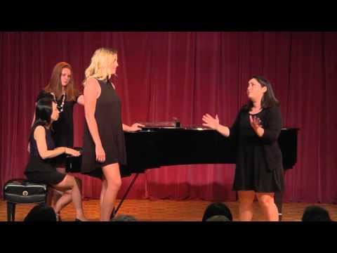 "Quinnipiac University 2016 Spring Concert - ""Take Me Or Leave Me"""
