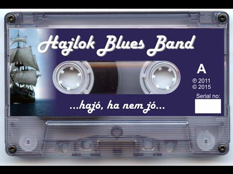Hajlok Blues Band - Crossroads (cassette)