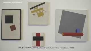 HOMMAGE A MALEVICH