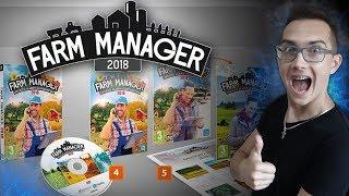 Farm Manager 2018 - PEŁNA WERSJA !!! Dużo nowości i zmian