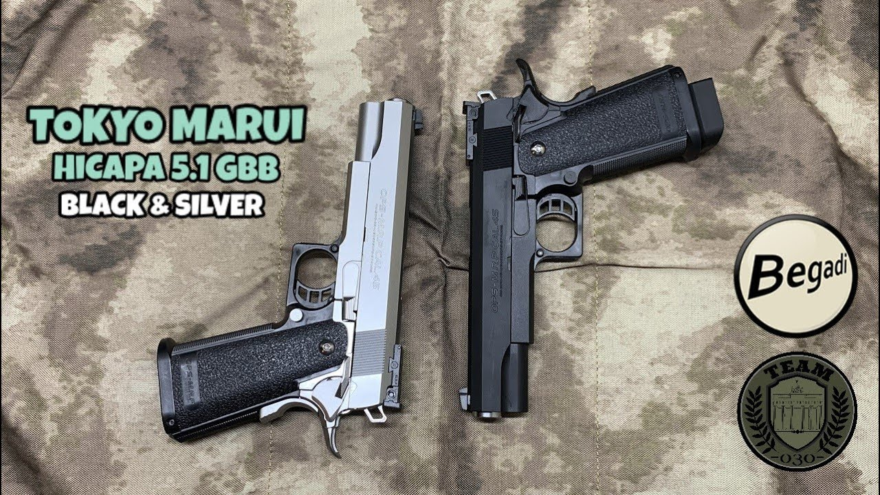 [REVIEW] TOKYO MARUI HiCAPA 5.1 GBB
