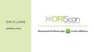 Oriflame India | ORIScan English