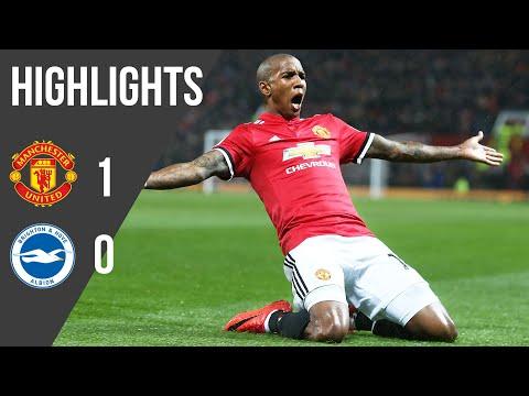Manchester United 1-0 Brighton - Premier League Rewind (17/18)