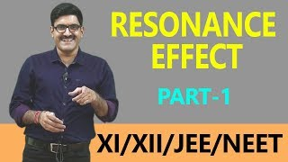 Resonance Effect Part-1_Gen. Organic Chemistry for XI | XII | JEE-Main | JEE-Advance | AIPMT