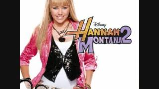 Hannah Montana/ Miley Cyrus - Nobody`s Perfect