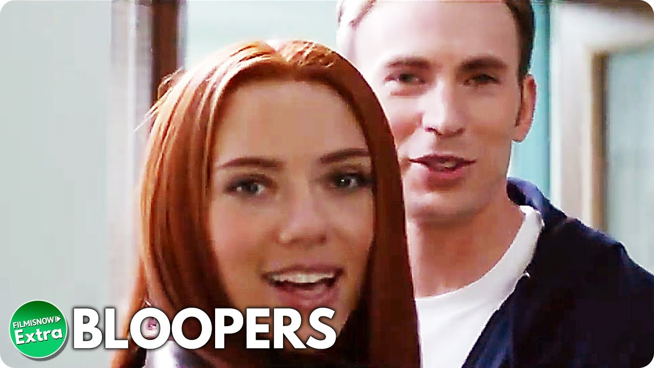 CAPTAIN AMERICA: THE WINTER SOLDIER Bloopers & Gag Reel (2014)