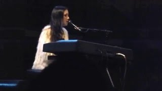 Vanessa Carlton - Hear the Bells, World Cafe Live, Philadelphia, 12/09/2015