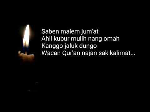 Saben Malem Jum'at - Sholawat Bikin Terharu