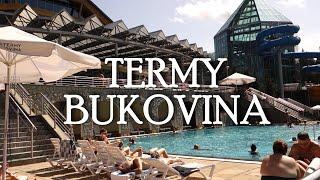 Termy Bukovina 2018   Bukowina Tatrzańska