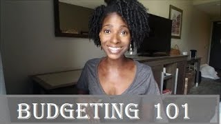 Budgeting 101 | How to Start A Budget | 3 Budgeting Tips | Teresa Lawson