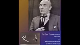Balanchine: New York City Ballet in Montreal, Vol. 4 (DVD)