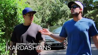 Brody Jenner Has a Heart-to-Heart With Rob | Keeping Up With the Kardashians | E!