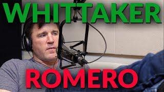 Chael Sonnen talks Robert Whittaker vs Yoel Romero