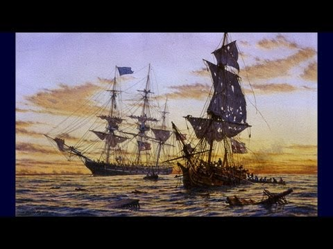 Chapter Three/Part One: Naval War of 1812 Illustrated - Blue Water