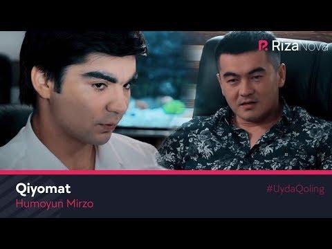 Humoyun Mirzo - Qiyomat (Yolg'iz Bo'ri Filmiga Soundtrack) #UydaQoling