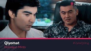 Humoyun Mirzo - Qiyomat (Yolg'iz bo'ri filmiga soundtrack) klip