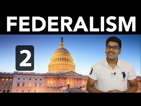 Civics: Federalism (Part 2)