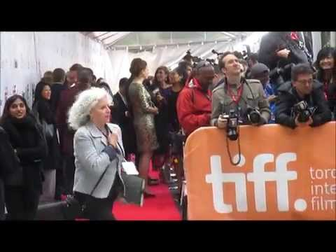 Robin Weigert on the TIFF Red Carpet for 'Pawn Sacrifice' - Toronto 2014