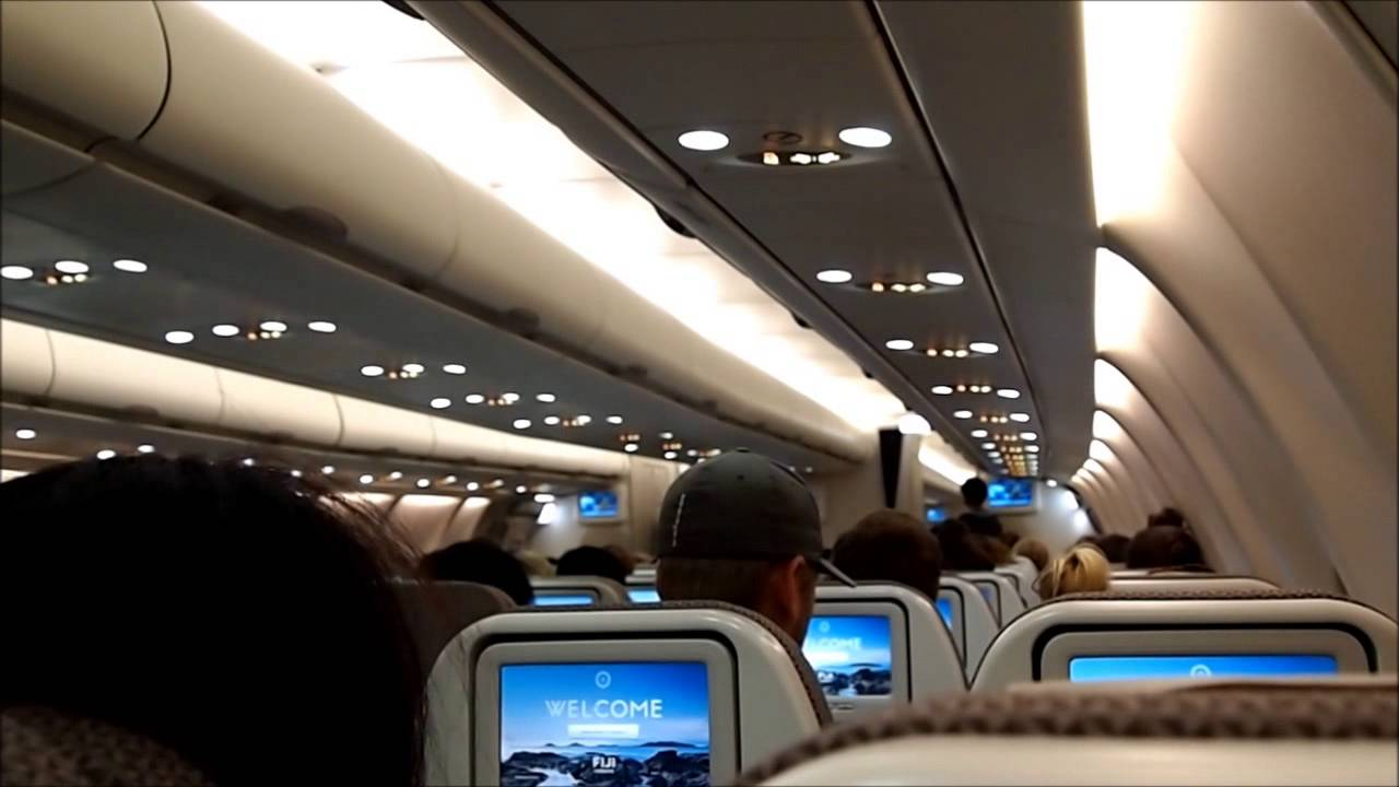 Fiji Airways Trip Report Nad Lax Economy Class