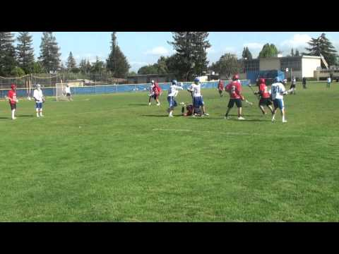 LAX   Los Altos High School v Saratoga High School 5 8 2015