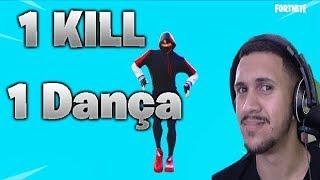 1 KILL 1 DANCE SCENARIO WITH THE SKIN OF IKONIK-FORTNITE
