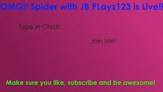Roblox Livestream with JB Playz123!