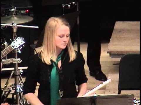 2014 Coffin Jazz Festival  Woodward Granger High School Jazz Band