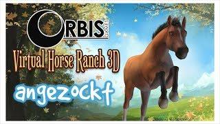 Virtual Horse Ranch 3d Angezockt : Lasst Uns Wildpferde Fangen! Let's Play #1 Deutsch
