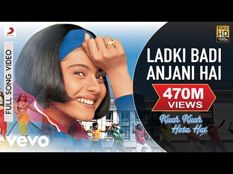 Ladki Badi Anjani Hai - Kuch Kuch Hota Hai | Shahrukh Khan | Kajol