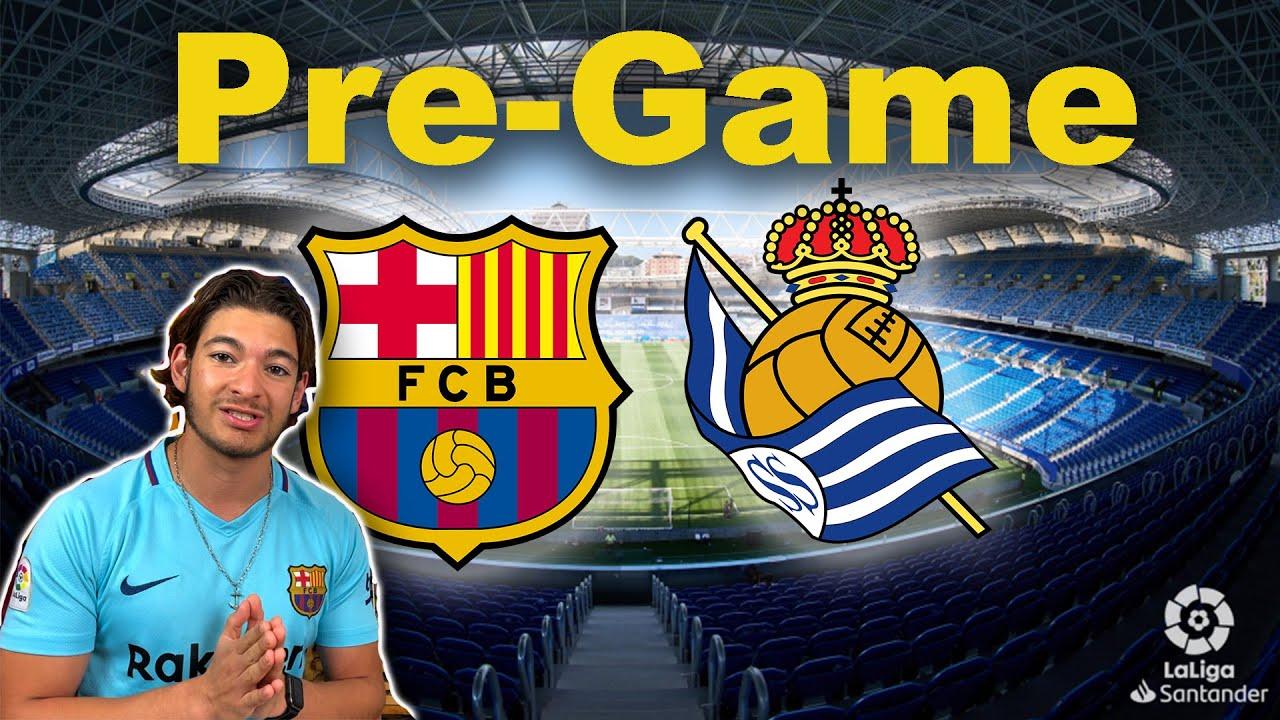 MUST WIN GAME Barcelona vs Real Sociedad PRe-Game Analysis