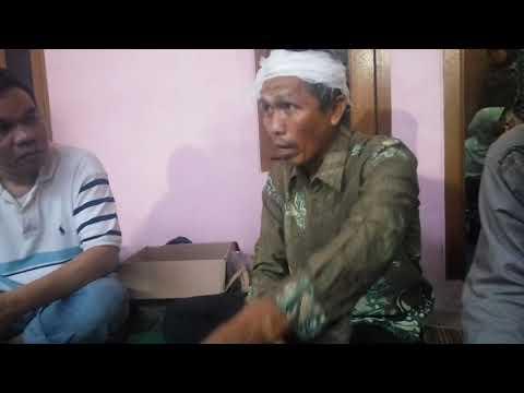 kesaksian saefudin, warga depok korban laka tol cipali yang tiga anaknya tewas