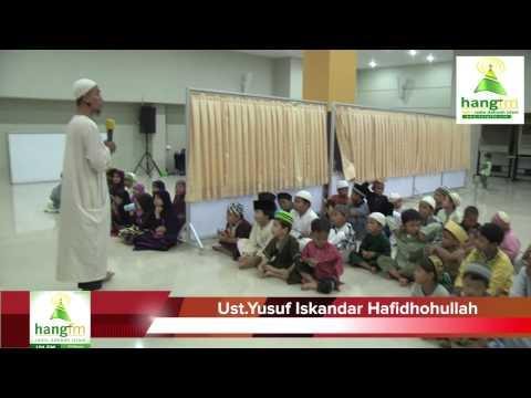 "Radio Hang 106 FM Batam ""DAI"" (Dauroh Anak Islam)Ust Yusuf Iskandar"