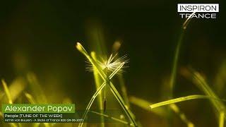 Alexander Popov - People [TUNE OF THE WEEK]