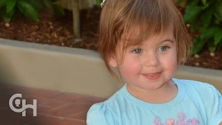 Emily's Sacrococcygeal Teratoma Story: Look at Her Now