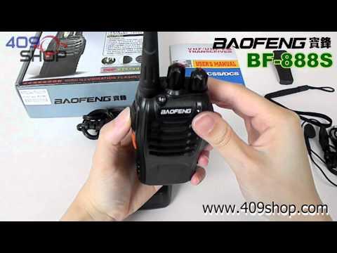 BAOFENG BF-888S UHF 400-470Mhz Radio