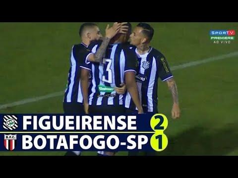 Figueirense 2x1 Bota Fogo De São Paulo | Melhores Momentos | Brasileirão B | 11/06/19