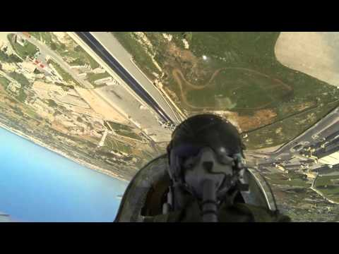 Aermacchi MB-339- on board rc jet turbine- Hal-Far Malta