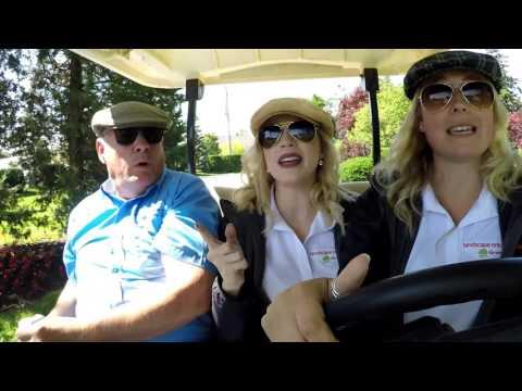 LO Golf Cart Karaoke