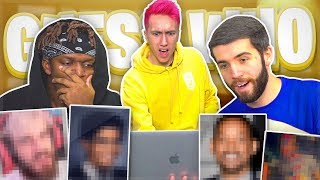 SIDEMEN GUESS WHO