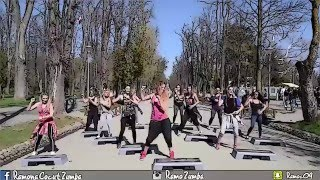 Katanah-Wrecking Ball Spanish Bachata Version (Zumba®Step Choreo)