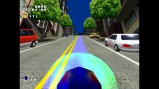 sonic adventure 2 battle tas city escape m1 1 05 94