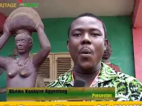 BAKATUE FESTIVAL 2017 GHANA