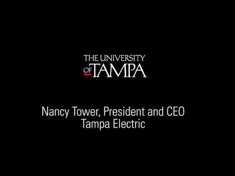 The University of Tampa - Business Network Symposium 2018 - Nancy Tower