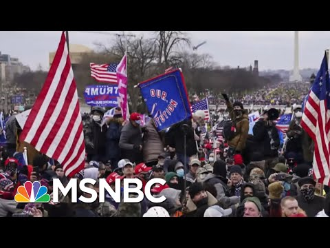 Maddow: Where Is The Federal Leadership Response To Trump's Violent Mob? | MSNBC