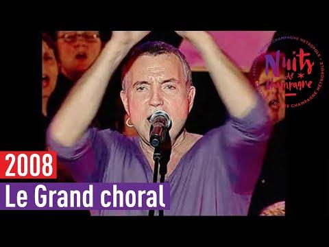 Le Grand choral de Bernard Lavilliers - Les mains d'or (avec Mino Cinelu)