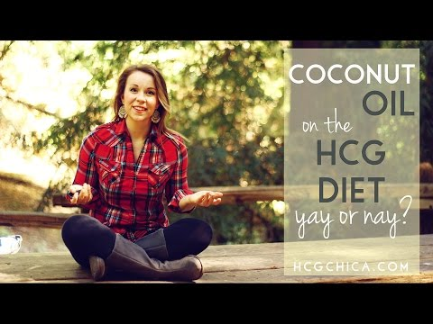 Coconut Oil on the hCG Diet- Yay or Nay?