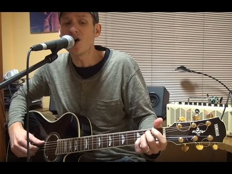 (TRIBUTE) George Michael -Jesus to a Child acoustic cover by JOSEP SULLER (Yamaha APX1000 + THR10)