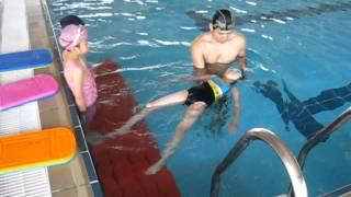 一對三 10堂課游泳教學 ( 歡迎諮詢:李教練0923190639 )