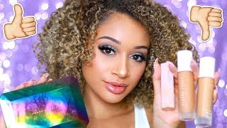 FENTY BEAUTY by RIHANNA First Impressions Makeup Look