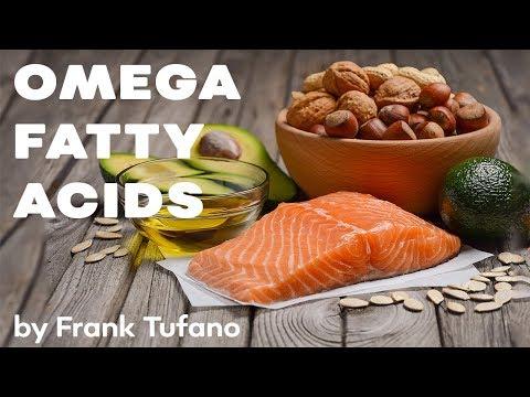 Omega Fatty Acids Role In Human Health